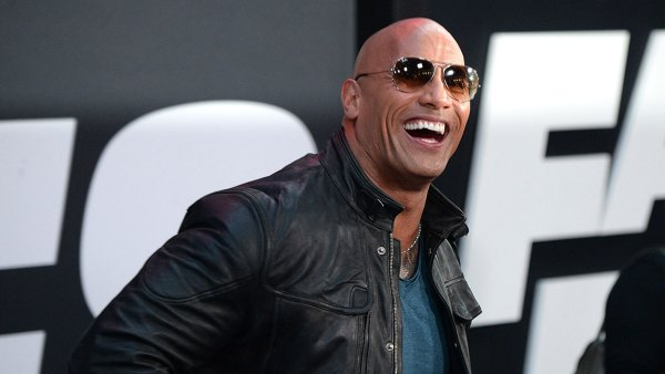 Dwayne Johnson attends 'The Fate Of The Furious' New York premiere at Radio City Music Hall on April 8, 2017 in New York City. (Photo by Kevin Mazur/Getty Images)
