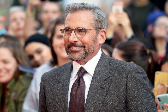 Steve Carell attends the UK Premiere of 'Beautiful Boy' & Headline gala during the 62nd BFI London Film Festival on October 13, 2018 in London, England. (Photo by Dave J Hogan/Dave J Hogan/Getty Images)