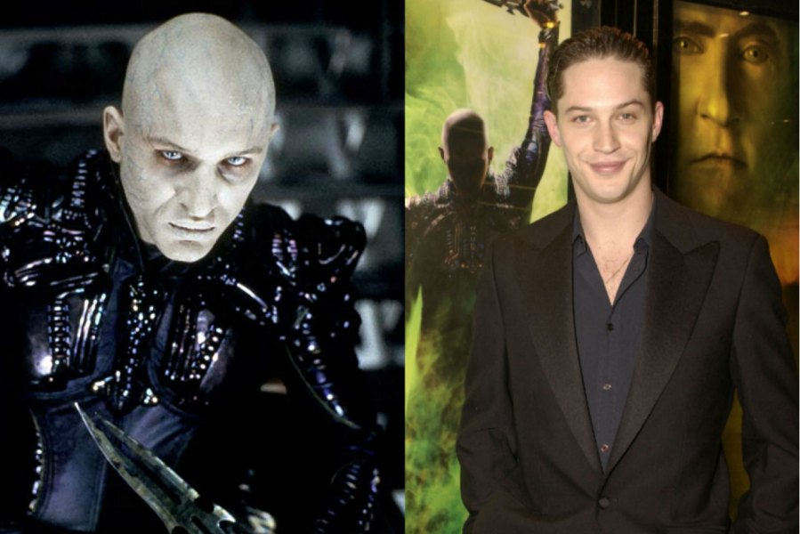 Tom Hardy in Stak Trek Nemesis