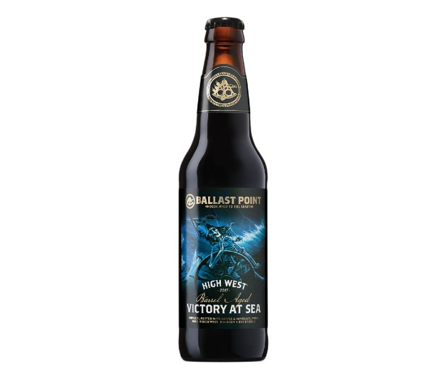 Ballast Point Brewing Victory at Sea Porter