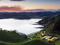 Helena Bay in Northland, New Zealand