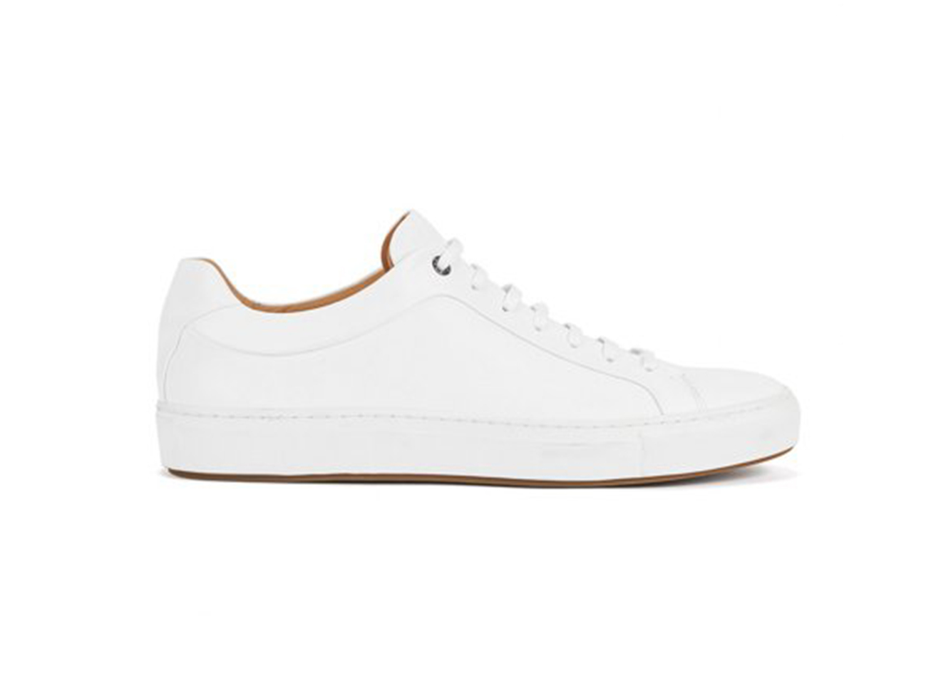 Hugo Boss white sneaker