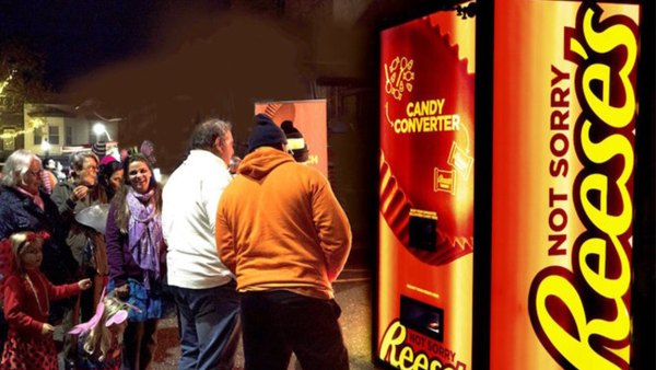 reeses candy converter
