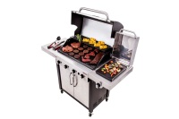 Char-Broil Commercial Series Tru-Infrared 4-Burner Gas Grill