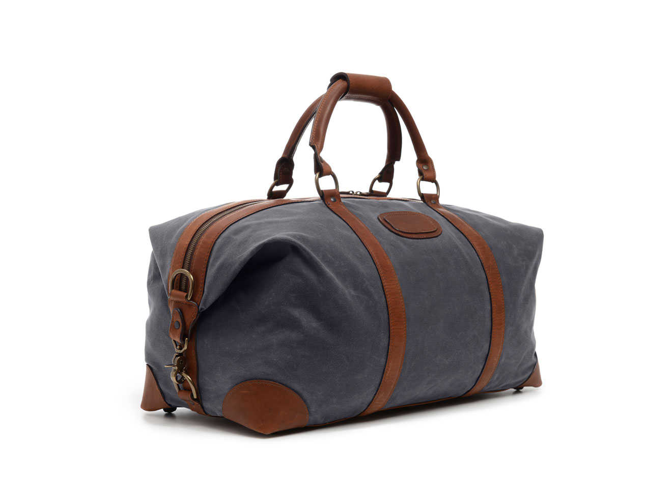 Korchmar Twain Waxed Canvas Weekender Duffel