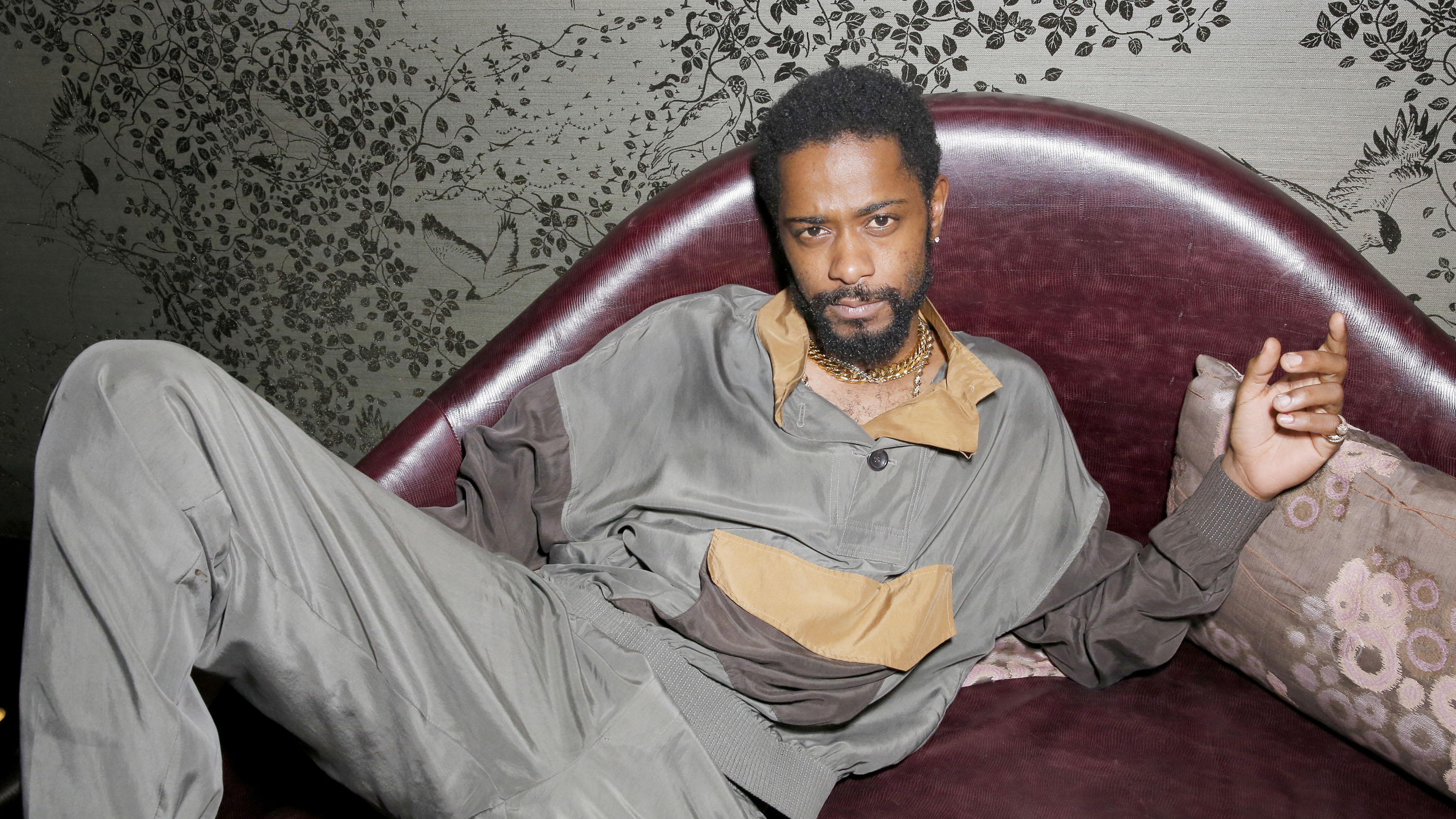 Lakeith Stanfield's Seal of Approval