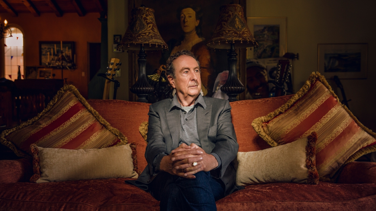 The Last Word: Eric Idle on Wearing Dresses, What George Harrison Taught Him, and More