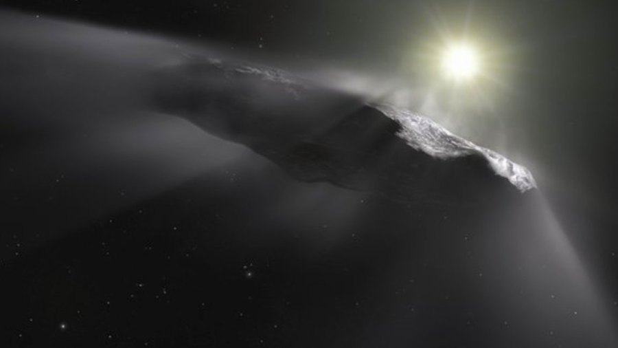 Oumuamua space object