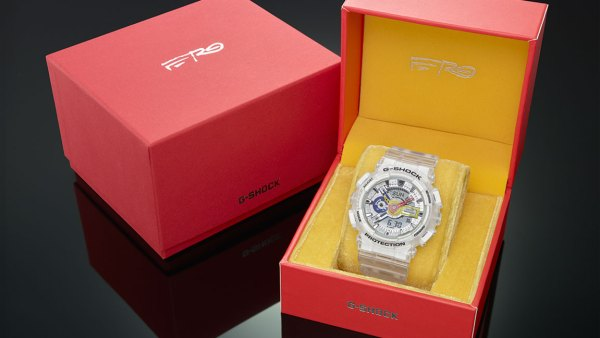 G-Shock and Musician ASAP Ferg Collaborate