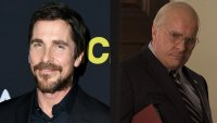 Christian Bale in Vice from Annapurna Pictures, Christian Bale attends Annapurna Pictures, Gary Sanchez Productions and Plan B Entertainment's World Premiere of 'Vice' at AMPAS Samuel Goldwyn Theater on December 11, 2018 in Beverly Hills, California. (Photo by Jon Kopaloff/FilmMagic)