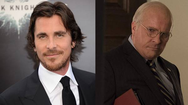 Actor Christian Bale attends 'The Dark Knight Rises' premiere at AMC Lincoln Square Theater on July 16, 2012 in New York City. (Photo by Stephen Lovekin/FilmMagic), Christian Bale in Vice from Annapurna Pictures
