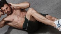 RELATED: Kick Your Core Workout Into High Gear With the Banded Bicycle Crunch