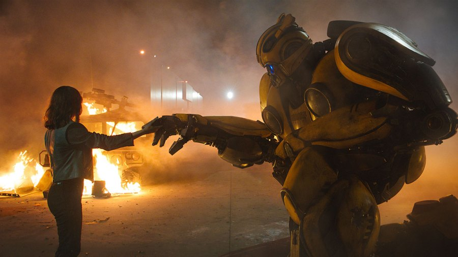 John Cena Battles Transformers in the Action-Packed