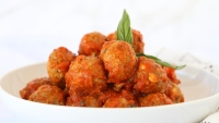 Freekeh Marinara Meatballs