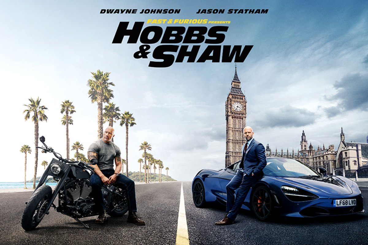 Hobbs And Shaw Everything To Know About The Fast And Furious Spinoff