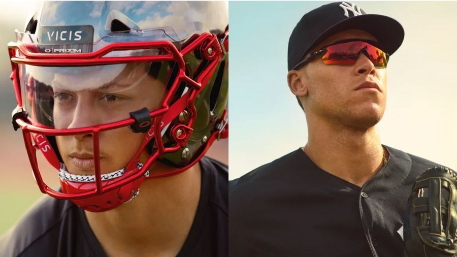 Patrick Mahomes and Aaron Judge