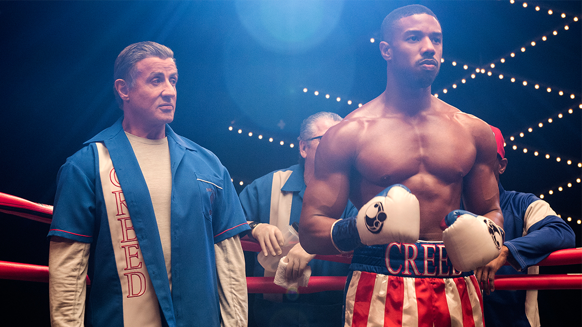 bfd16bce2fa Michael B. Jordan s Trainer Shares  Creed 2  Shoulders and Chest Workout