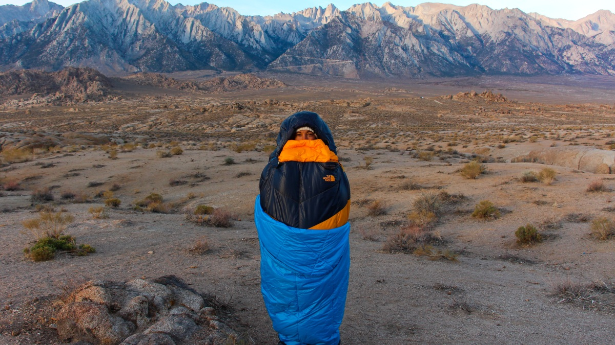 The North Face's 'The One Bag' Is the Ultimate Modular Sleeping Bag