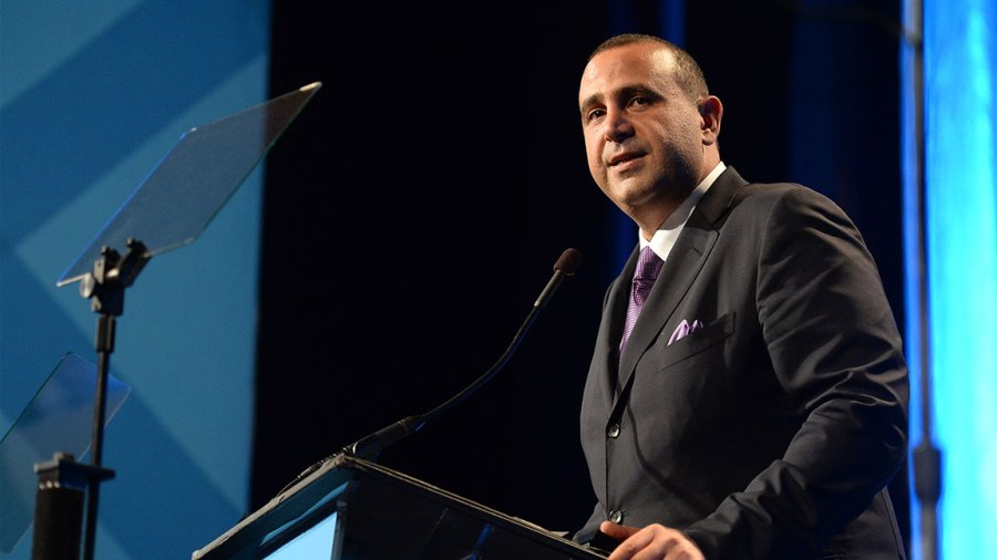 SBE Sam Nazarian attends the Make-A-Wish Greater Los Angeles 30th Anniversary Gala on December 4, 2013 in Los Angeles, California. (Photo by Jason Merritt/Getty Images for Make-A-Wish Greater Los Angeles)