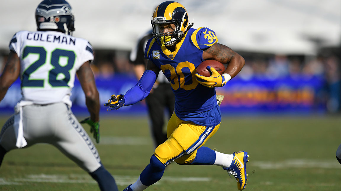 Todd Gurley's 5 Essential Exercises for Explosive Strength