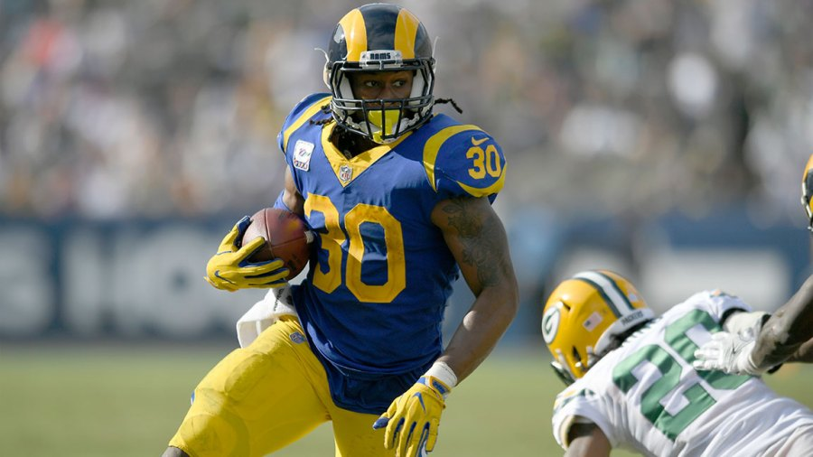 Todd Gurley, Los Angeles Rams