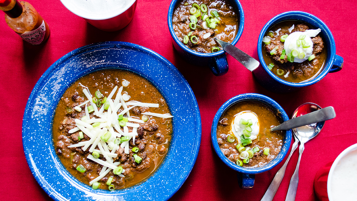Recipe How To Make Instant Pot Turkey And Black Bean Chili