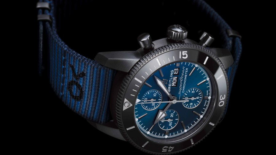 Superocean Heritage II Chronograph 44 Outerknown