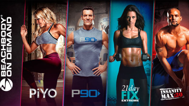 Get P90X, INSANITY, PiYo and More On Demand for Only $99