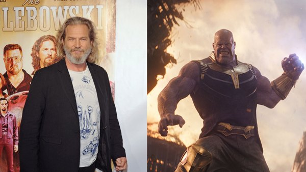 Actor Jeff Bridges attends 'The Big Lebowski' Blu-ray release at the Hammerstein Ballroom on August 16, 2011 in New York City. (Photo by Mike Coppola/Getty Images) / Avengers: Infinity War / Marvel