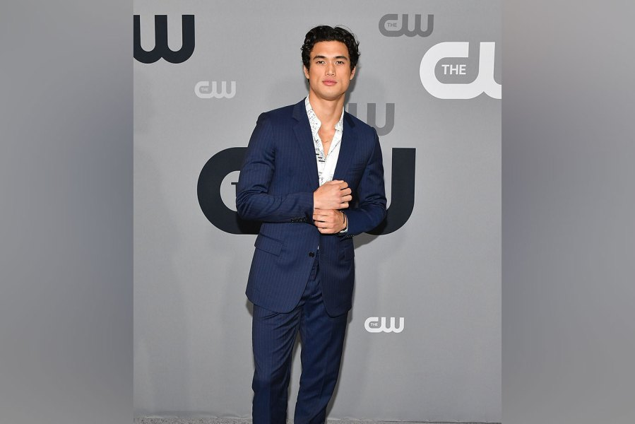 Actor Charles Melton attends the 2018 CW Network Upfront at The London Hotel on May 17, 2018 in New York City. (Photo by Jim Spellman/WireImage)