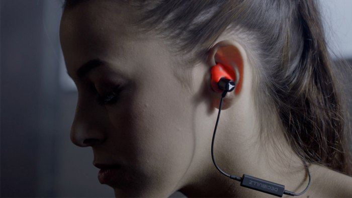 These Custom-Fit Bluetooth Headphones Are What We've Been Searching For