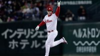Rhys Hoskins in Japan