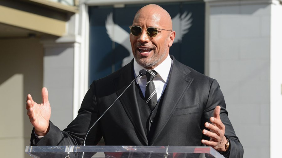 Dwayne Johnson Honored With Star On The Hollywood Walk Of Fame held on December 13, 2017 in Hollywood, California. (Photo by Albert L. Ortega/Getty Images)