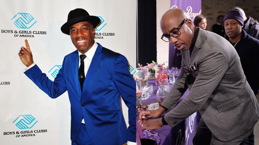 Actor J. B. Smoove arrives at the Boys and Girls Clubs of America's Annual Great Futures Gala at The Beverly Hilton Hotel on November 4, 2015 in Beverly Hills, California. (Photo by Jerod Harris/Getty Images), Actor/comedian J. B. Smoove packs a Crown Royal care package during the Rolling Stone Live party on February 2, 2018 in Minneapolis, Minnesota. (Photo by Nicholas Hunt/Getty Images for Crown Royal)