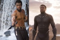 The Most Impressive Celebrity Body Transformations of 2018 - Chadwick Boseman in Black Panther