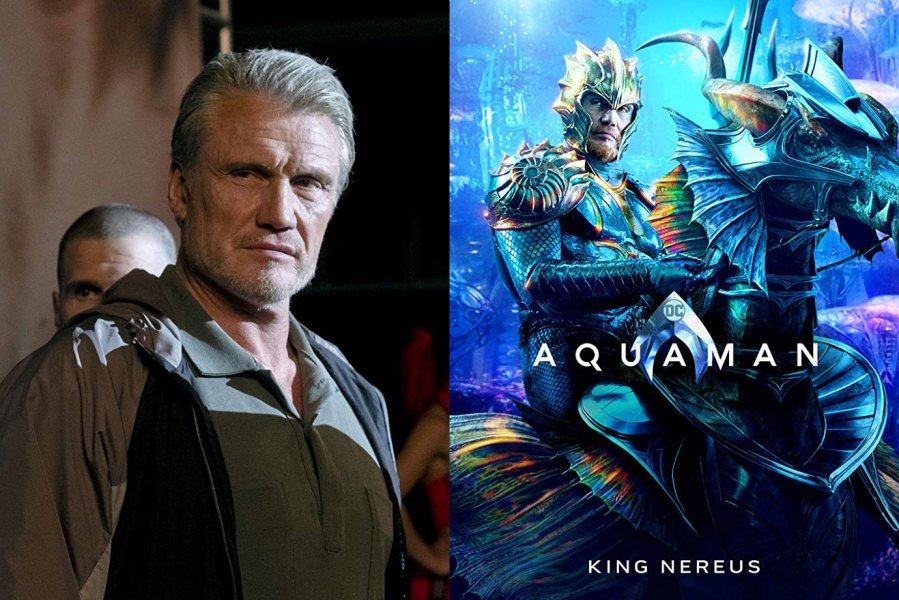 The Most Impressive Celebrity Body Transformations of 2018 - Dolph Lundgren in Creed 2 and Aquaman
