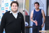 The Most Impressive Celebrity Body Transformations of 2018 - Jonah Hill