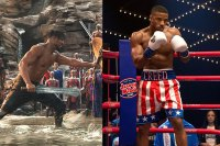 The Most Impressive Celebrity Body Transformations of 2018 - Michael B. Jordan in Black Panther and Creed 2