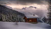 Winter Huts