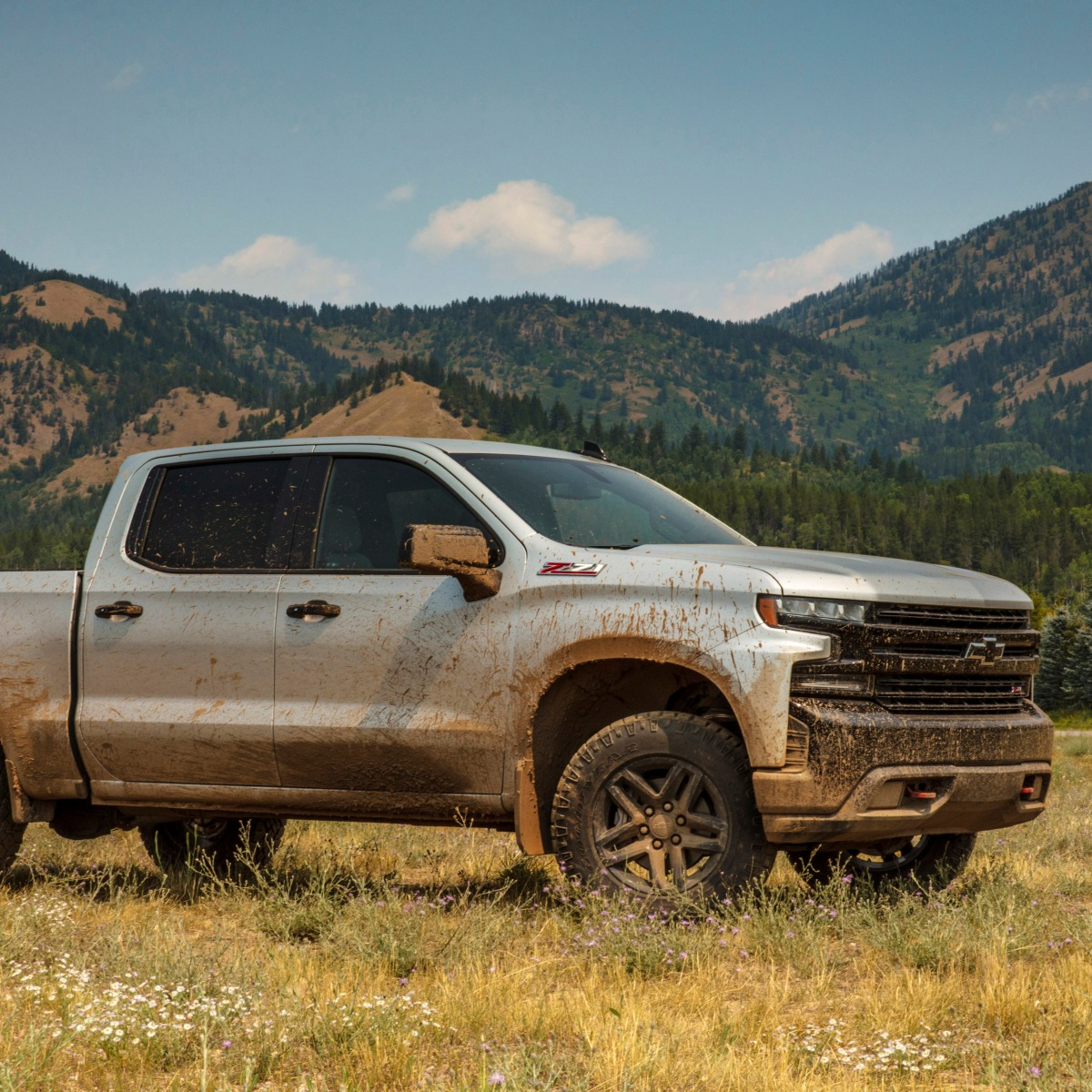 Review 72 Hours With The 2019 Chevy Silverado 1500 Lt Trail Boss Z71