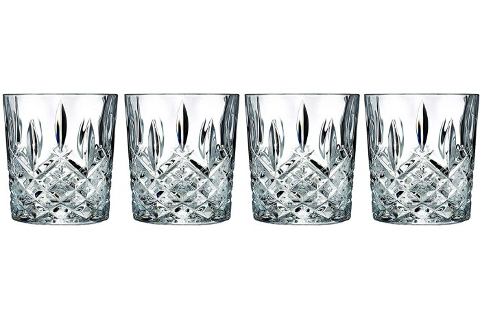 Marquis by Waterford Markham Old Fashioned Glasses