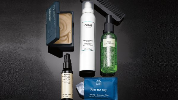Post-gym grooming essentials