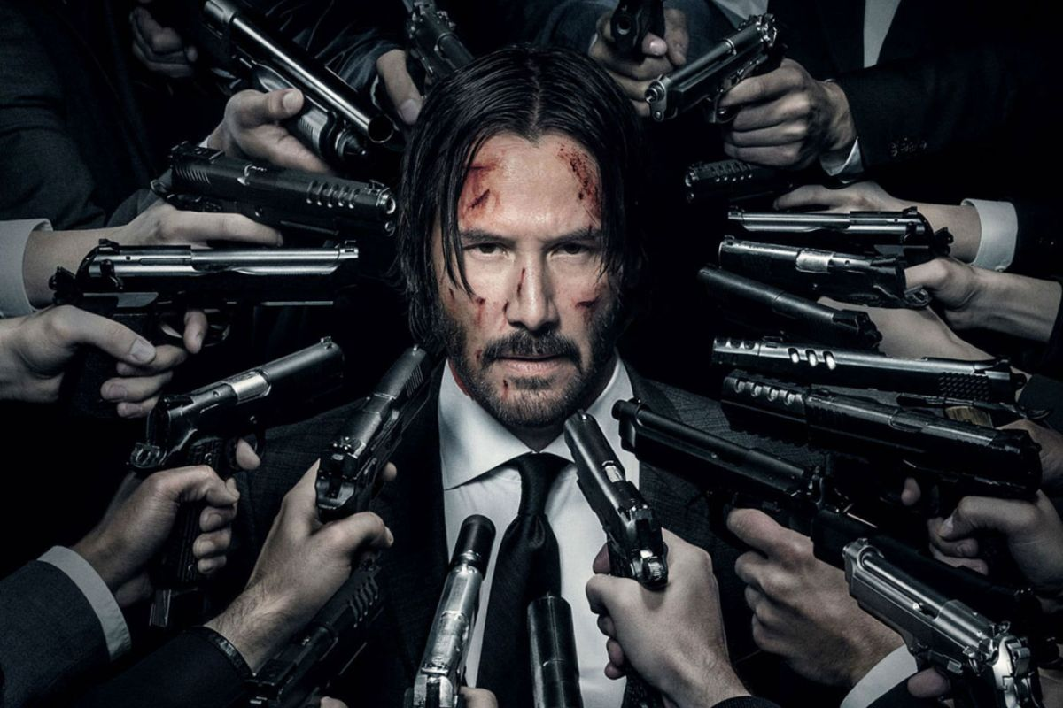 Image result for John Wick: Parabellum (2019)