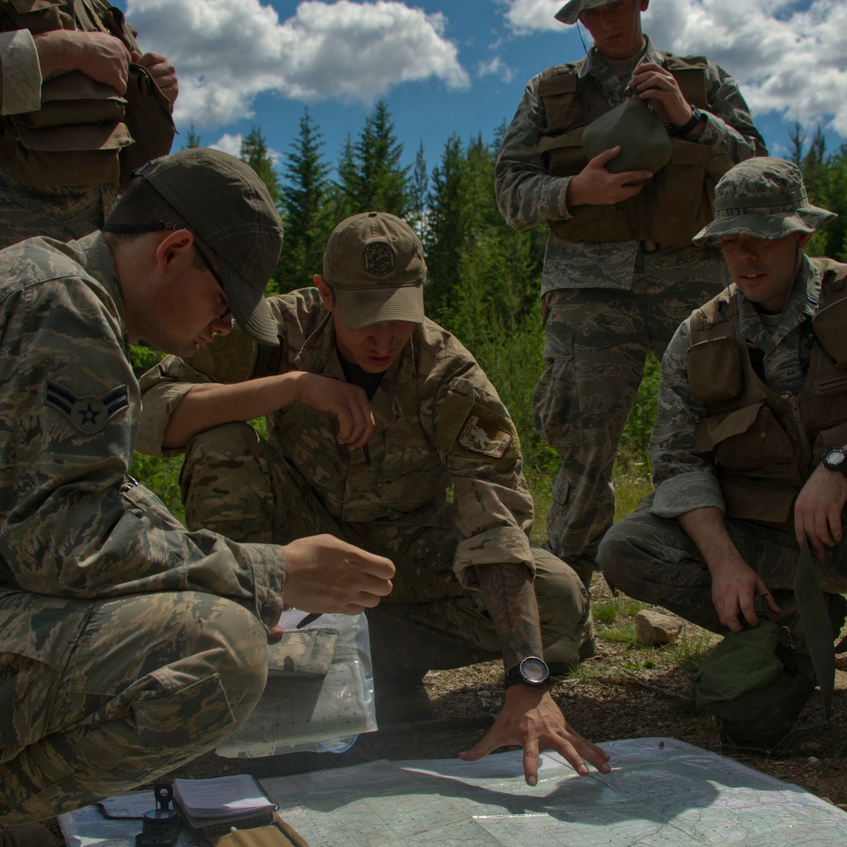 Inside Air Force SERE Specialist Training, America's