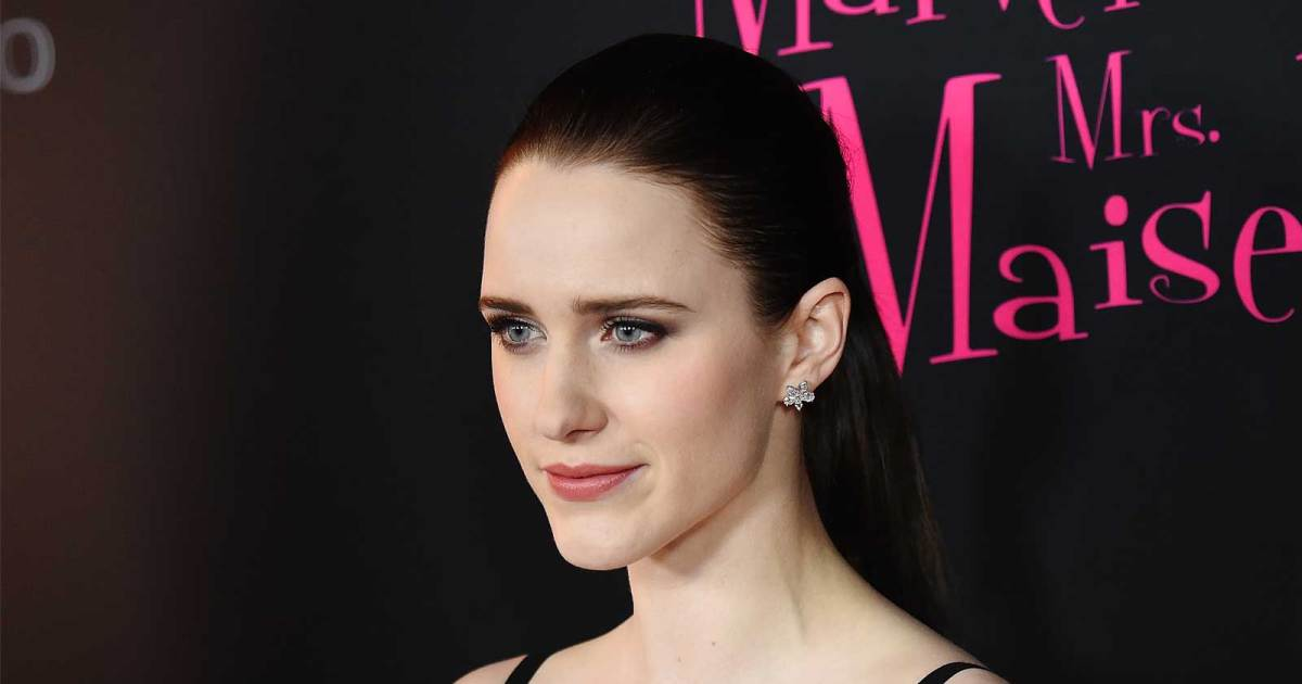 rachel brosnahan on her favorite joke and being a crazy dog lady