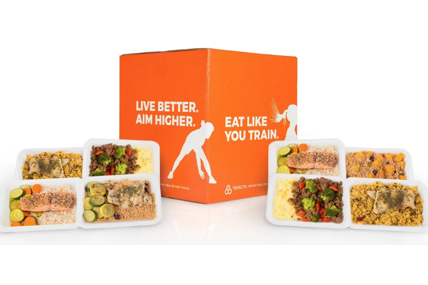 Eat Like You Train With Trifecta Meal Delivery Men S Journal