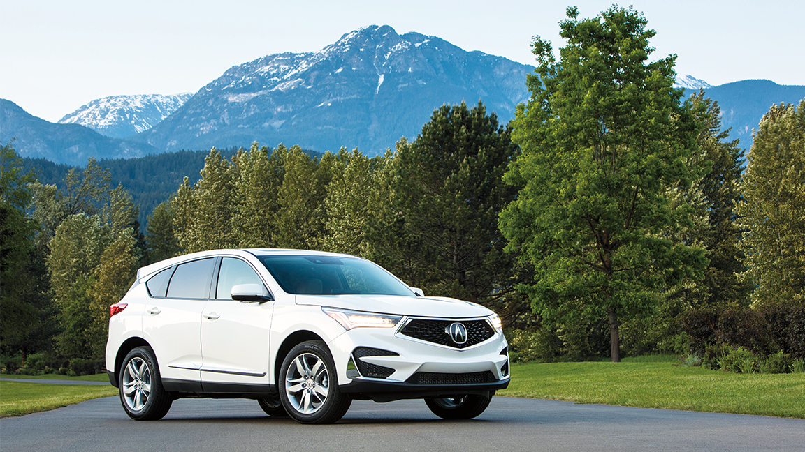 Everything You Need To Know About The Acura Rdx