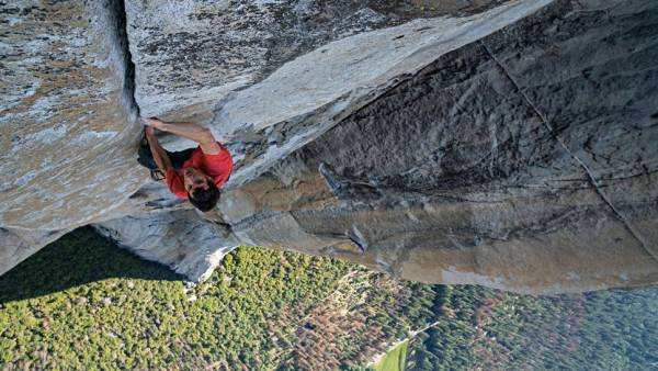 Alex honnold feature