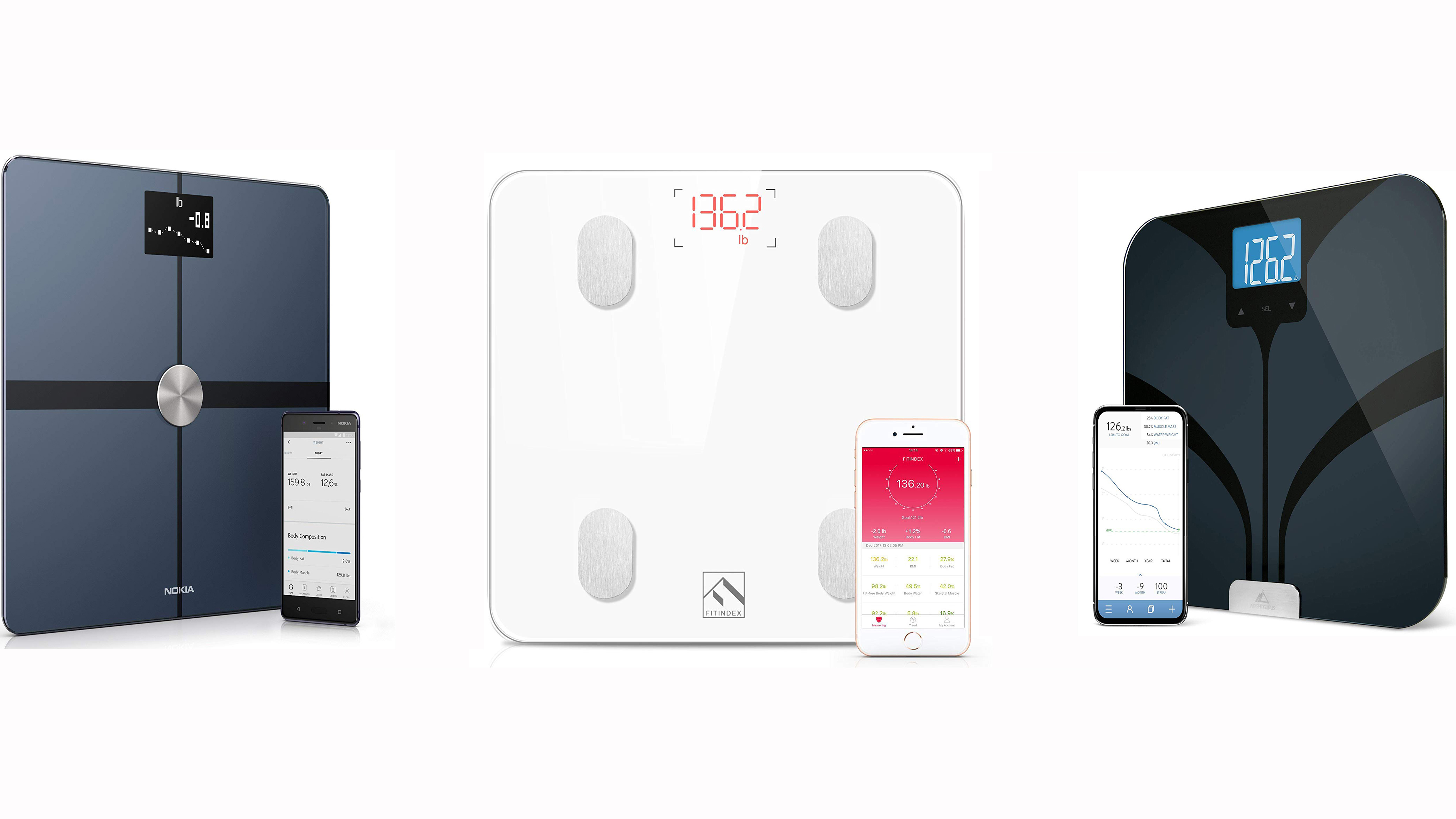 7 Great Body Fat Scales Under $100