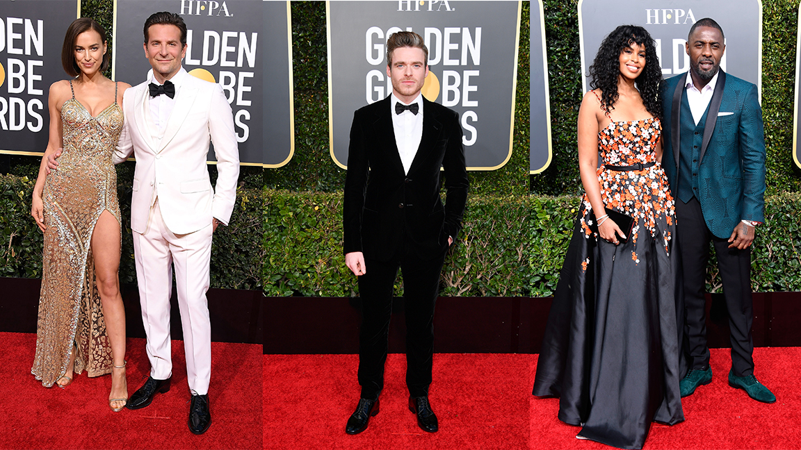 9 most questionable golden globes dates